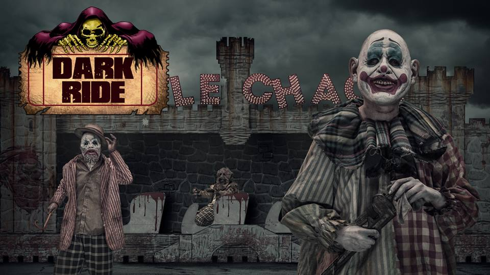 2017 Knott's Scary Farm Dark Ride