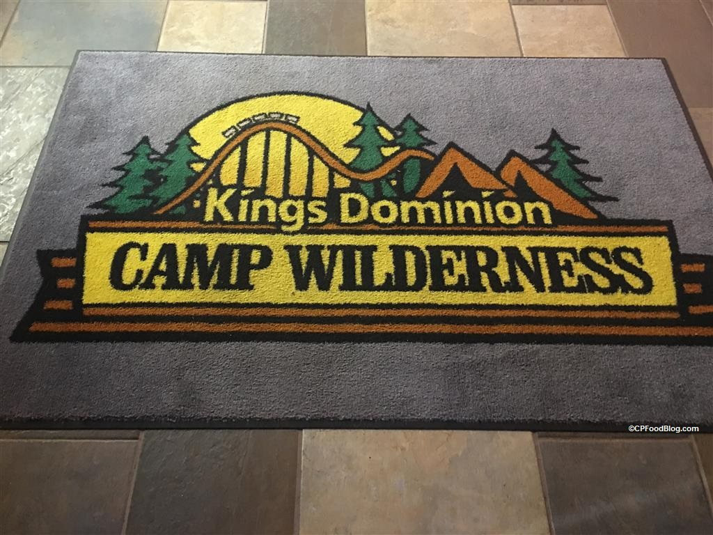 170513 Kings Dominion KOA Camp Wilderness Rug