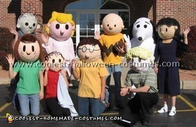 Creepiest Peanuts Costumes 3