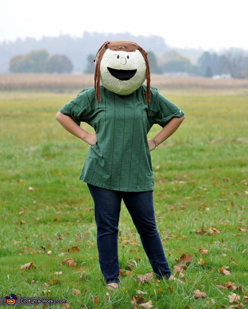 Creepiest Peanuts Costumes 5