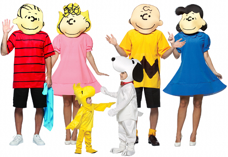 Creepiest Peanuts Costumes 6