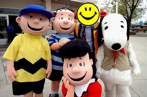 Creepiest Peanuts Costumes 7