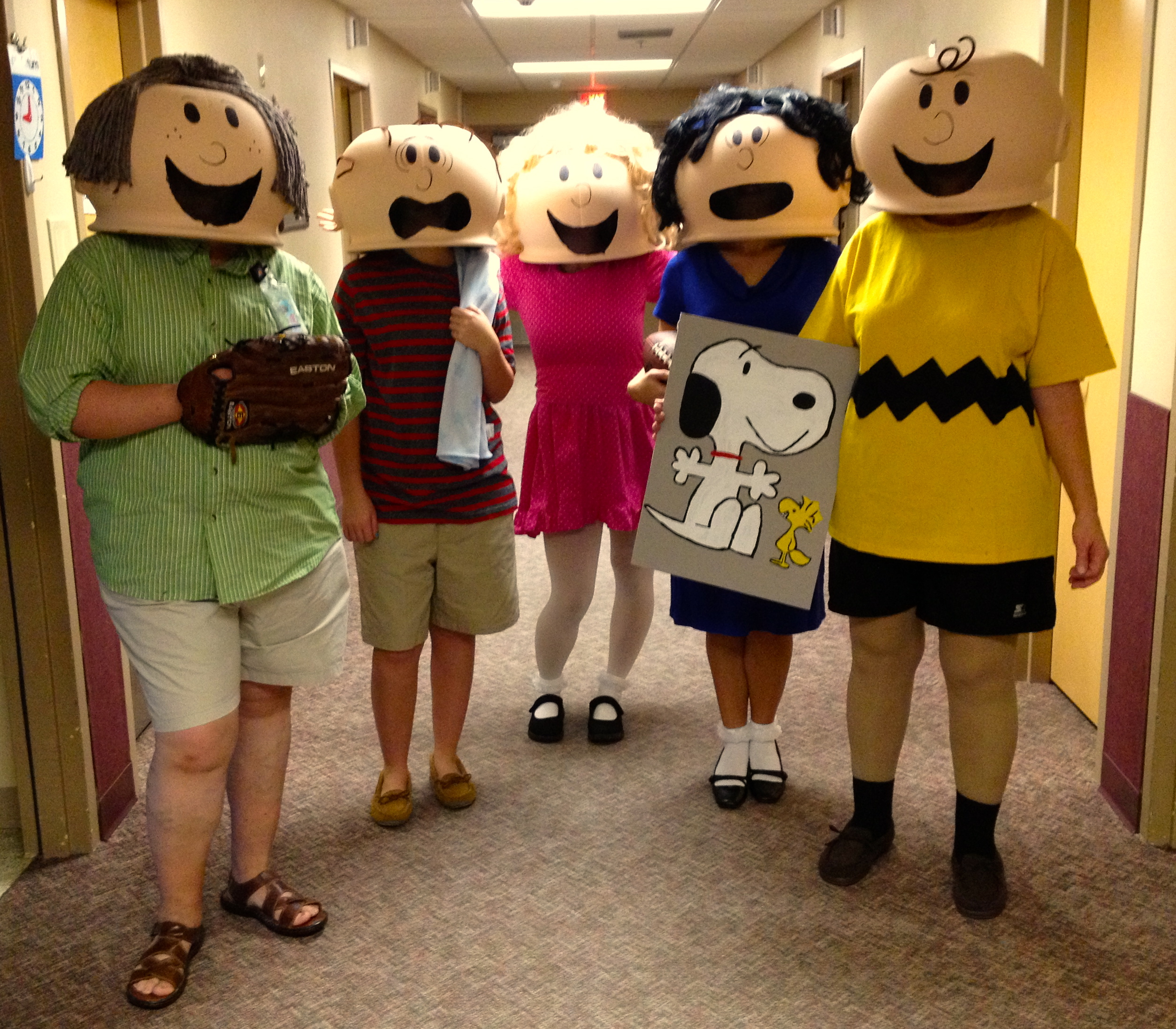 Creepiest Peanuts Costumes 8