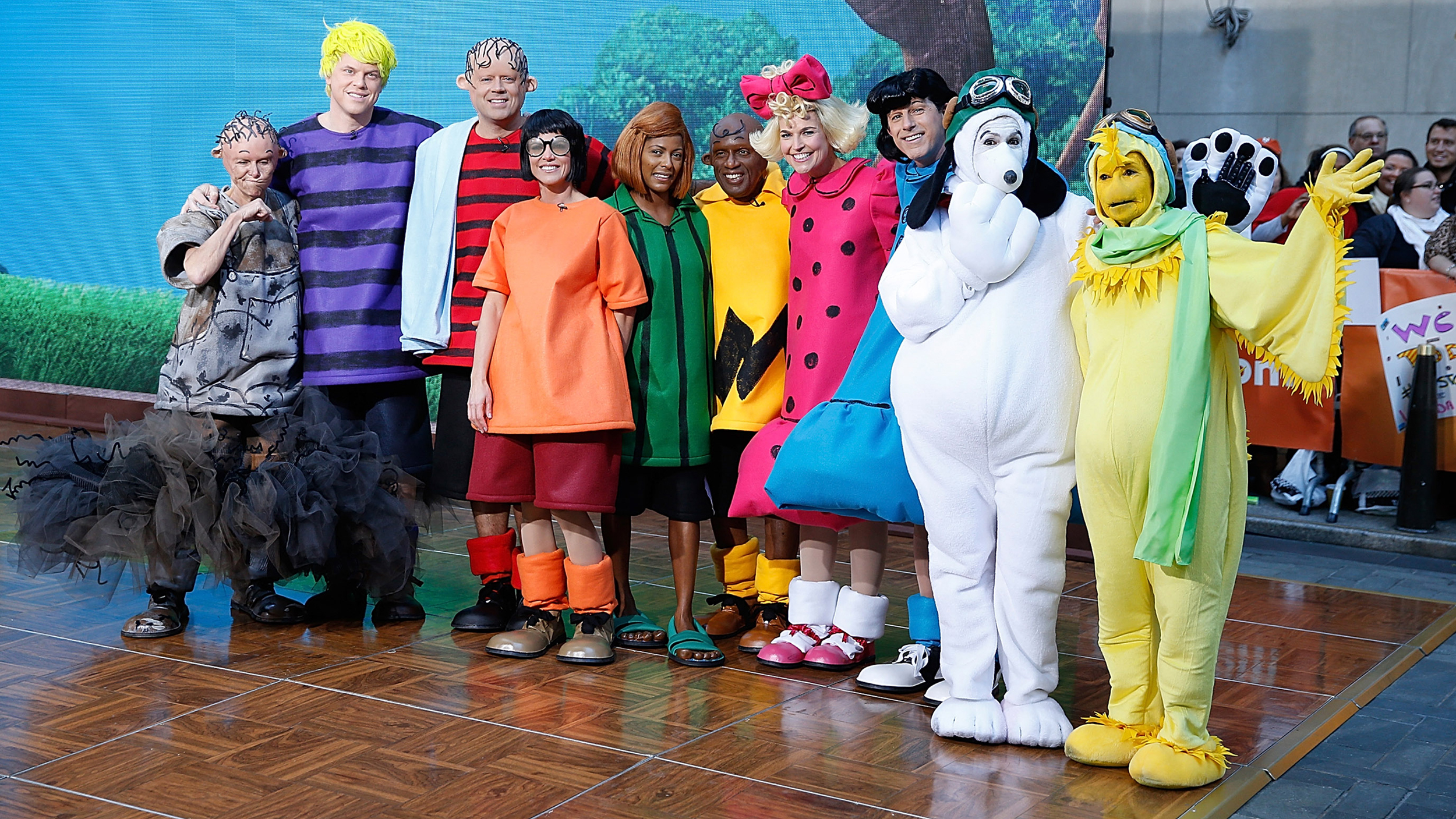 "NBC's ""Today"": Spooktacular Costume Party"