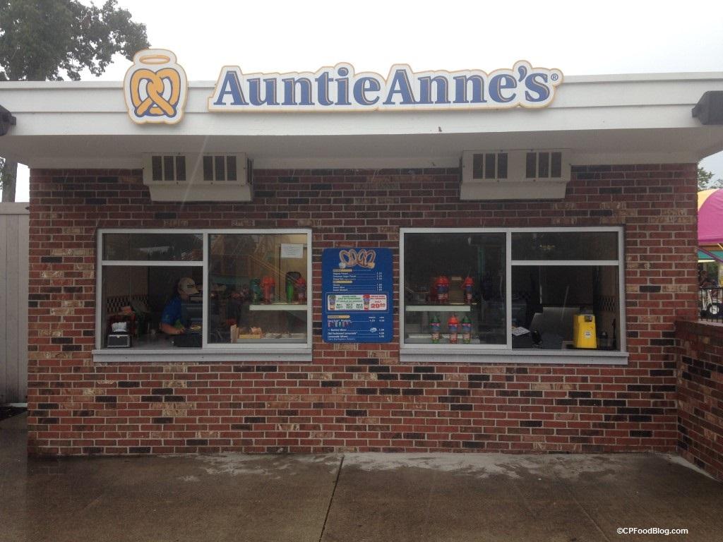 160721 Michigan's Adventure Auntie Anne's