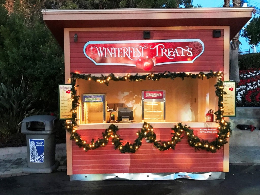 171124 California's Great America Winterfest Treats ©Ashley Robbins