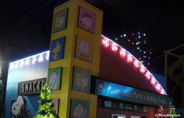 171124 Kings Island Winterfest Peppermint Patty's Holiday Treats