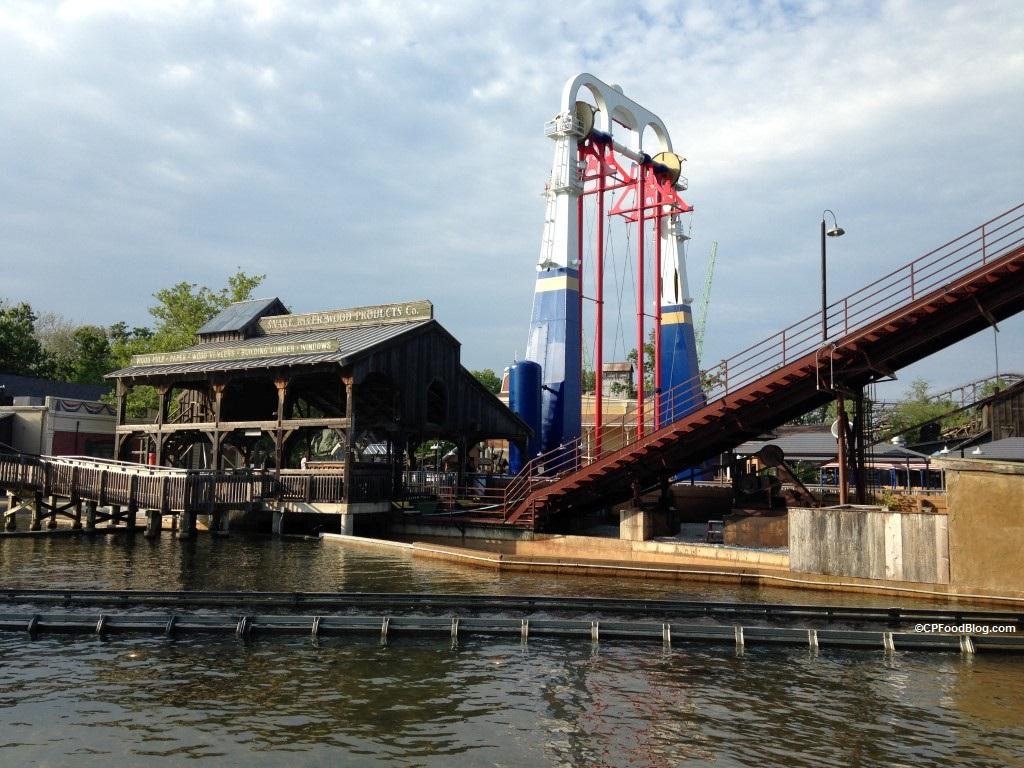 160613 Cedar Point Snake River Falls