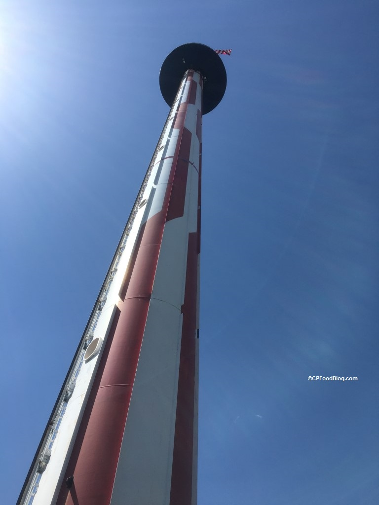 170422 Carowinds Carolina Skytower
