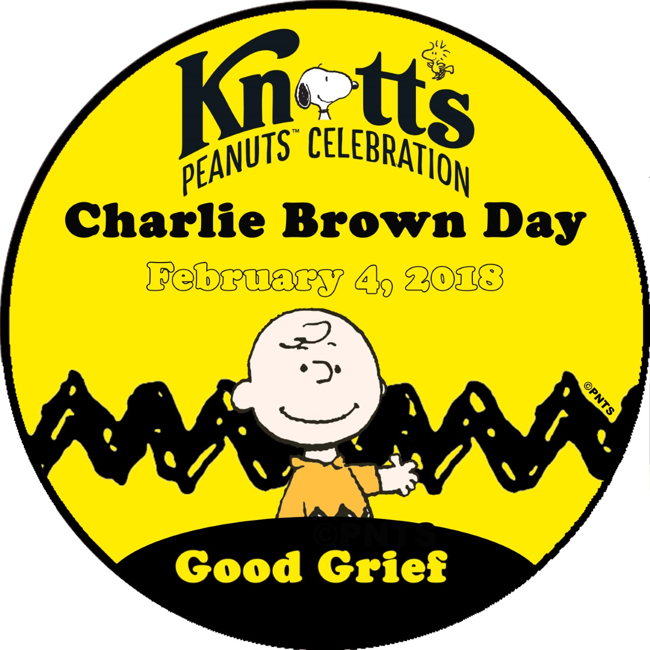 2018 Charlie Brown Day at Knott's Peanuts Celebration