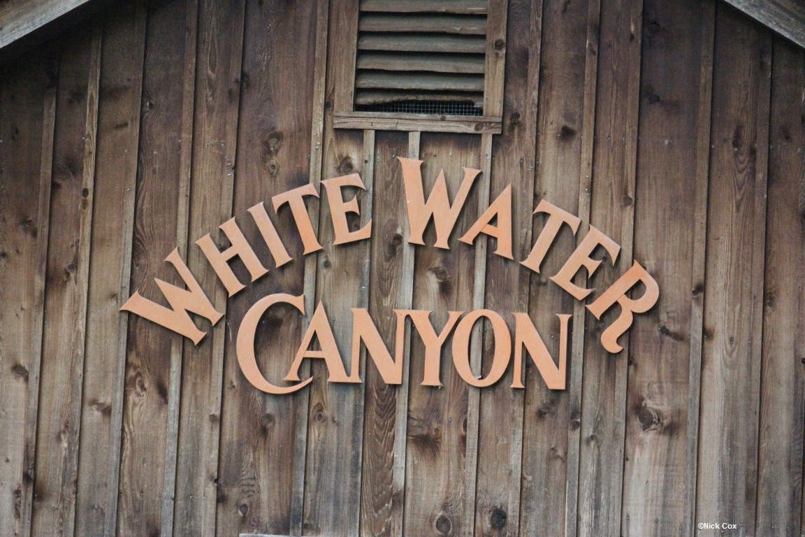 Kings Dominion White Water Canyon ©Nick Cox