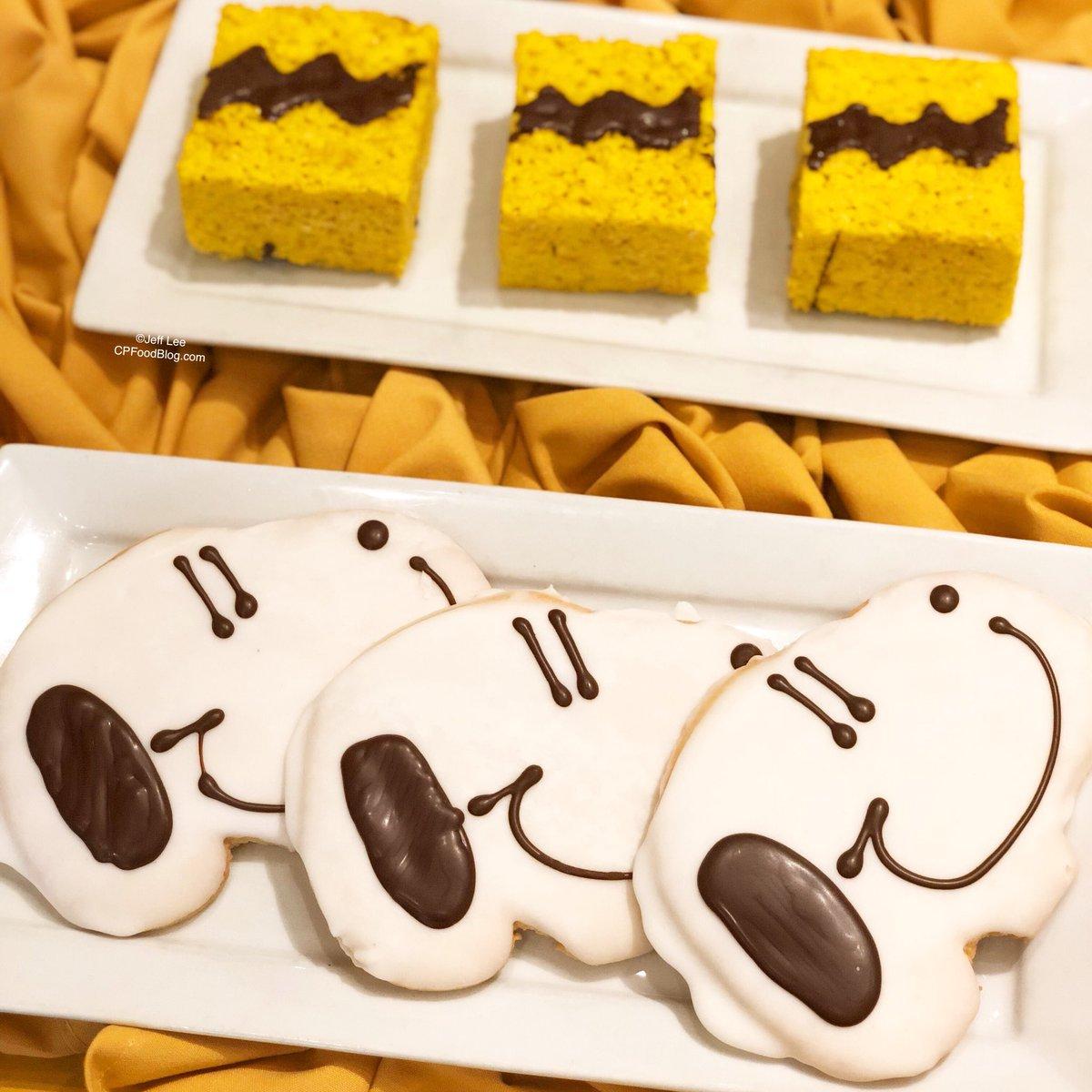 2018 Snoopy's Birthday Celebration at Knott's Berry Farm - CP Food Blog