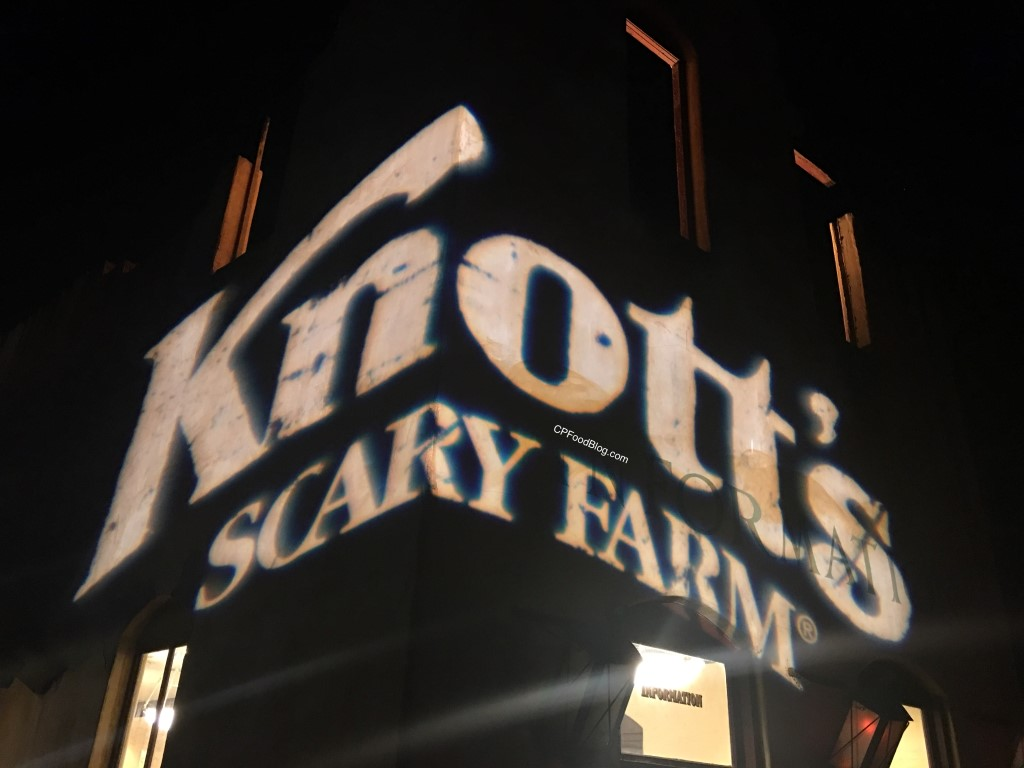 45th Anniversary Of Knott S Scary Farm Cp Food Blog